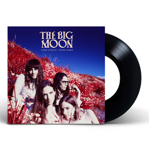 The Big Moon: Take A Piece / Your Light