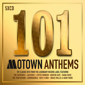 Various Artists: 101 Motown Anthems