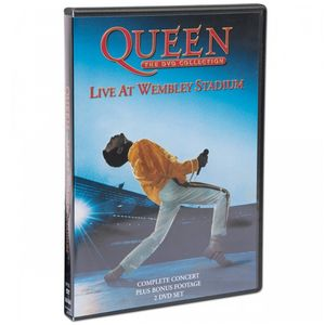 Queen: Live At Wembley Stadium [2 DVD]