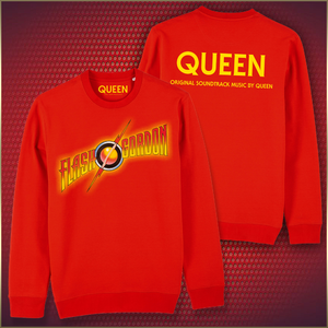 Queen: Flash Gordon Sweatshirt