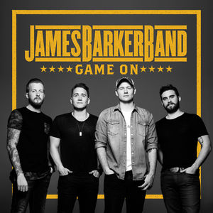 James Barker Band: GAME ON (EP)