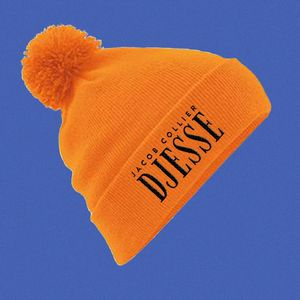 Jacob Collier: Djesse Vol.1 orange beanie