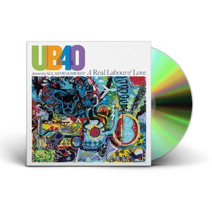 UB40 featuring Ali, Astro & Mickey: A Real Labour of Love
