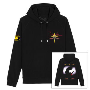 Brian May: Back To The Light Black Hoodie