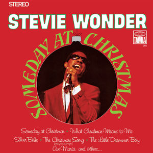 Stevie Wonder: Someday At Christmas
