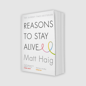 Andy Burrows and Matt Haig: Matt Haig – Reasons To Stay Alive