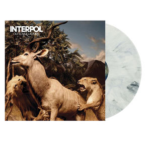 Interpol: Our Love To Admire (10th Anniversary) Clear White Smoke Vinyl