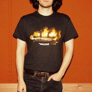 The Amazons: Burning Van Tour T-Shirt