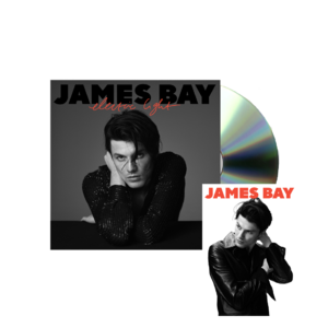 james bay: Electric Light Standard CD + Signed Postcard