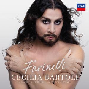 Cecilia Bartoli : Farinelli CD