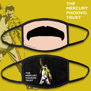 Freddie For A Day: Mercury Phoenix Trust Face Mask Bundle