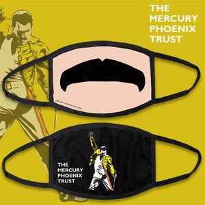 Freddie For A Day: Mercury Phoenix Trust Face Mask Bundle