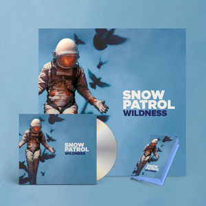Snow Patrol: Wildness Signed CD Bundle
