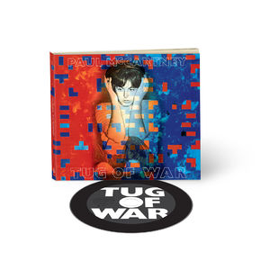 Paul McCartney: Tug Of War – CD Digipack