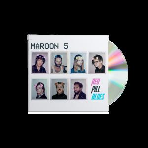 Maroon 5: Red Pill Blues CD