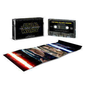 John Williams: Star Wars: The Force Awakens Cassette