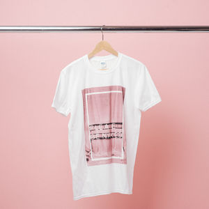 The 1975: Please Be Naked Neon T-Shirt