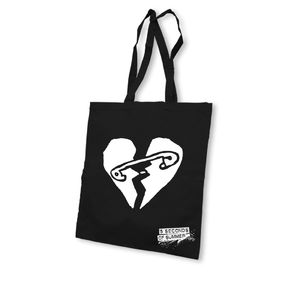 5 Seconds of Summer: Heart Tote Bag