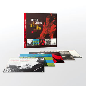 Dexter Gordon: 5 Original Albums