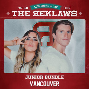 The Reklaws: VANCOUVER - NOVEMBER 23 8PM
