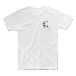 Wilkinson: White Hypnotic T-Shirt