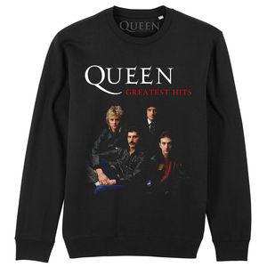 Queen: Greatest Hits Sweatshirt