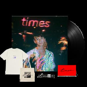 S.G. Lewis: The 'Mega times' Signed LP Bundle