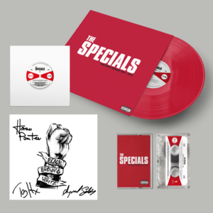 The Specials: Protest Songs 1924-2012: Exclusive Vinyl + Cassette + Signed Lithograph