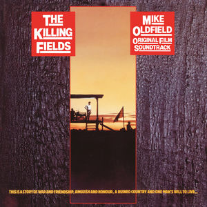Mike Oldfield: The Killing Fields CD