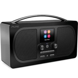 Pure: Evoke H6 Prestige Edition, Black, EU/UK