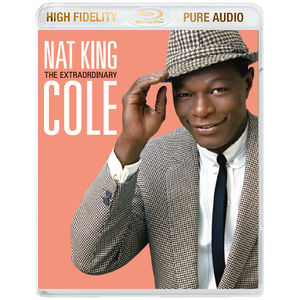 Nat King Cole: The Extraordinary: Blu-Ray Audio