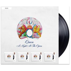 Queen: A Night At The Opera Fan Sheet