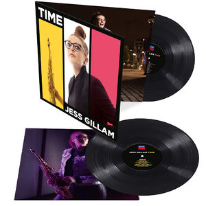 Jess Gillam : Time Signed LP