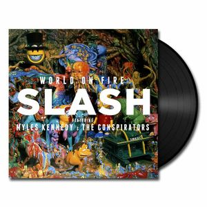 Slash: World On Fire Vinyl
