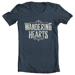 The Wandering Hearts: The Wandering Hearts T-Shirt