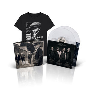 Volbeat: Limited Edition Clear Vinyl + Shirt