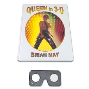 Brian May: Queen In 3-D Updated Edition