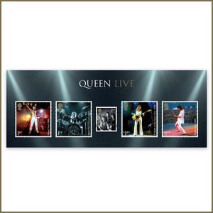 Queen: Miniature Sheet