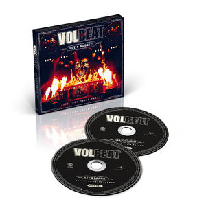 Volbeat: Let's Boogie! LTD. 2CD