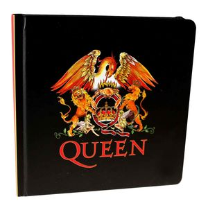 Queen: Queen Crest Notebook