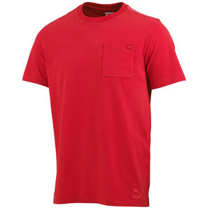 Professor Green: Yolk T-Shirt Chinese Red