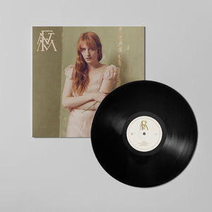 Florence + The Machine: High as Hope LP