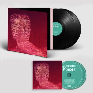 Max Richter: Voices: CD & Double Vinyl LP Bundle