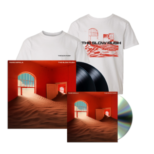 Tame Impala: BLACK LP T-SHIRT COLLECTION