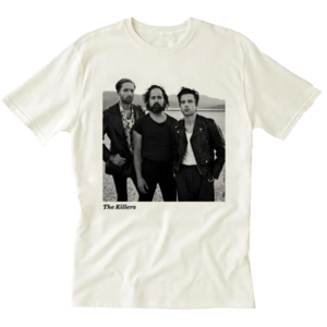 The Killers: Wonderful Wonderful Cream T-Shirt
