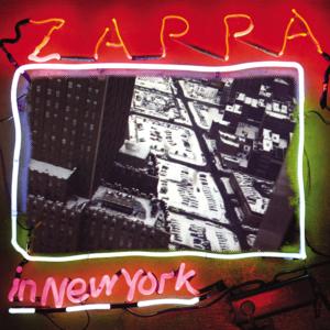 Frank Zappa: Zappa In New York – 40th Anniversary - CD Boxset