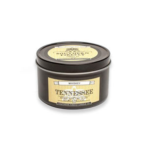 Brett Young: Tennessee Scented Travel Candle