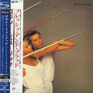 Roxy Music: Flesh and Blood: SHM-CD