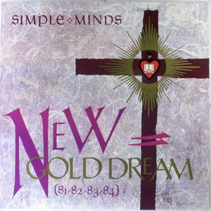 Simple Minds: New Gold Dream: Blu-Ray Audio