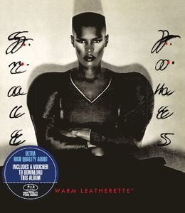 Grace Jones: Warm Leatherette: Blu-Ray Pure Audio
